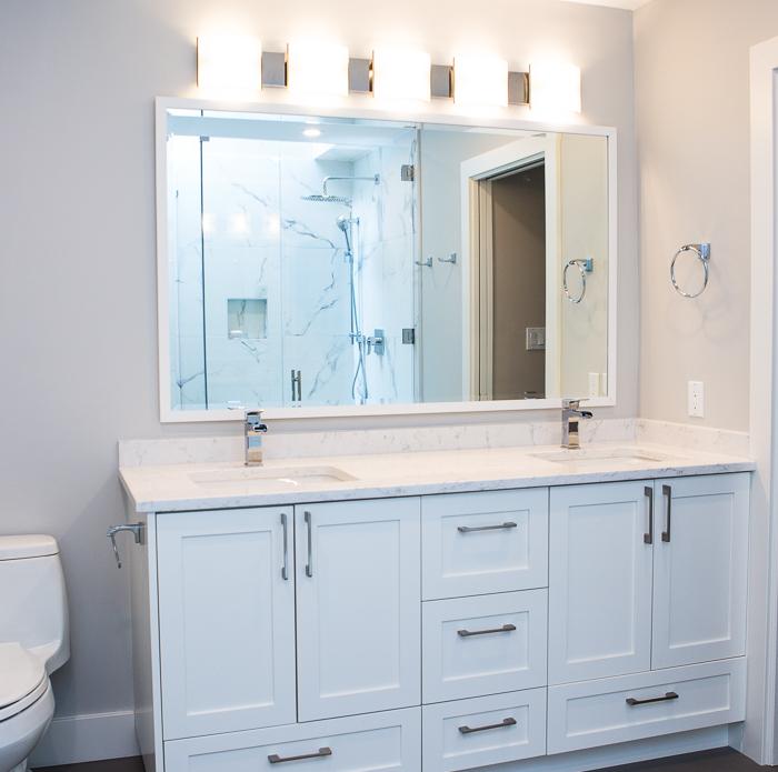 Traditional Contemporary Bathrooms Ltd: CHARDONNENS CONSTRUCTION LTD
